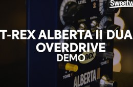 T-Rex Alberta II Dual Overdrive Pedal Review