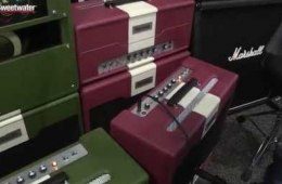 Summer NAMM 2015: Marshall Astoria Series Amplifier Demo by Sweetwater