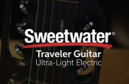 Traveler Guitar Ultra-Light Electric Guitar Demo