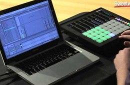 Livid Base II Control Surface Demo