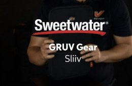 Gruv Gear Sliiv Laptop Case Demo