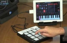 IK Multimedia iRig Pads USB Pad Controller Review...