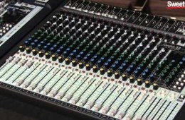 Soundcraft Signature Series Analog Mixers Overview by Sweetwater Sound