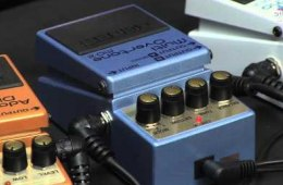 Guitars and Gear Vol. 25 – BOSS MDP Guitar Effects Pedals Demo