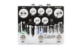 EarthQuaker Devices Palisades Overdrive Pedal Review by Sweetwater