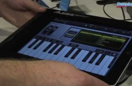 Alesis iO Dock II Overview – Sweetwater at Winter NAMM 2014