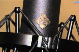 Telefunken CU-29 Copperhead Tube Condenser Microphone Overview