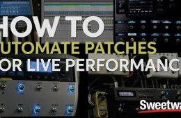 How to Automate Patches for Live Performances