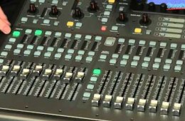 Behringer X32 Producer Digital Mixing Console Overview