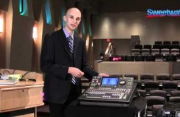 RSS/Roland M-300 V-Mixer Overview – Sweetwater