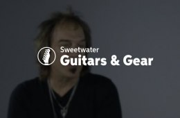 Dave Amato Interviewed by Sweetwater
