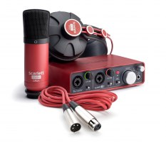 Focusrite Scarlett Studio Interface Bundle