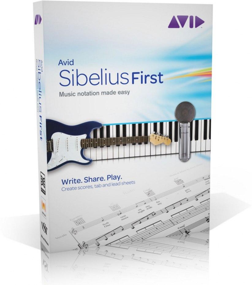 Sibelius6First