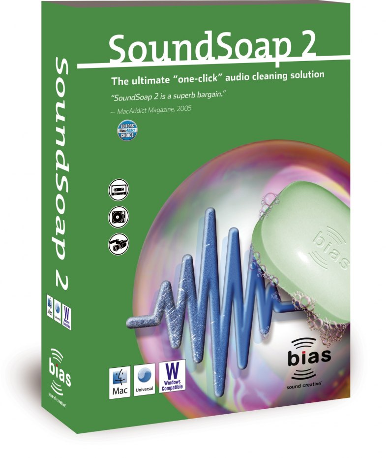 SoundSoap