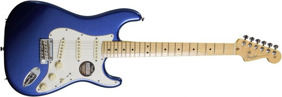 Winter Namm 2013 Fender American Standard Stratocaster