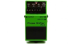 BOSS PH-3 Phase Shifter Pedal Review by Sweetwater Sound