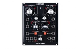 Roland AIRA Bitrazer Effects Module Demo by Sweetwater