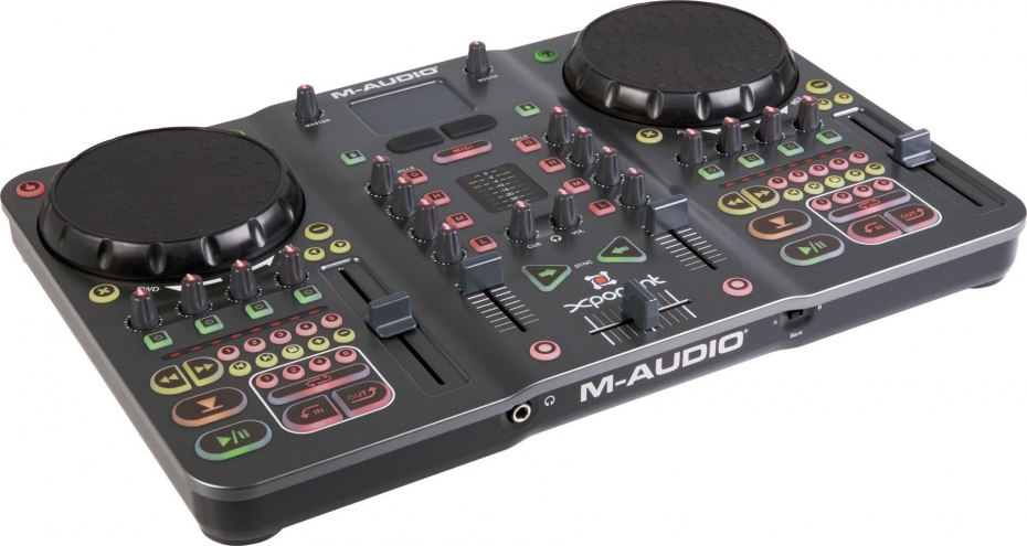 M-Audio Torq Xponent Review | Sweetwater