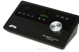 Avid Pro Tools | Quartet Audio Interface Overview