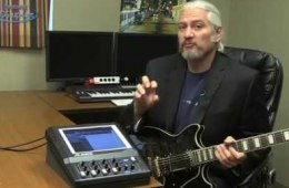 Alesis iO Mix iPad Recording Dock Review – Sweetwater's...