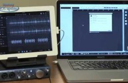 Presonus AudioBox iTwo Interface and Capture Duo App Demo...
