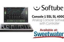 Softube Console 1 SSL SL 4000 E Analog Console Software with...