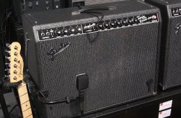 Winter NAMM 2016: Fender GB Twin Reverb Combo Amp