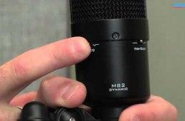 Telefunken M82 Tube Condenser Microphone Overview
