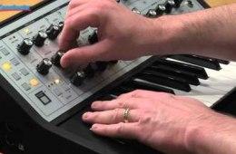 Moog Sub Phatty Synthesizer Demo by Daniel Fisher