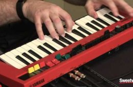 Yamaha Reface YC Synthesizer Demo by Sweetwater