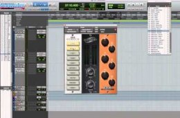 McDSP Ultimate EQ Plug-in Overview