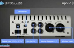 Universal Audio Apollo Twin Overview