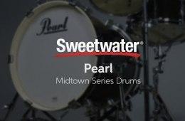 Pearl Midtown Drum Series Demo