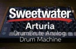 Arturia DrumBrute Analog Drum Machine Review