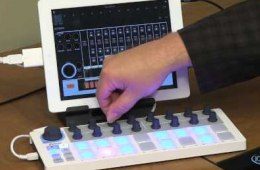 Arturia BeatStep Pad Controller/Sequencer Demo...