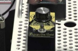 Winter NAMM 2016: EarthQuaker Devices Acapulco Gold Demo