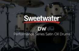 DW Performance Series Satin Oil Drums Review