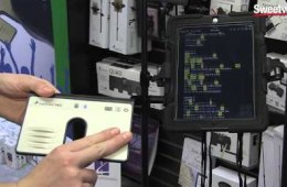 AirTurn PED Bluetooth Foot Controller – Sweetwater at Winter NAMM 2015