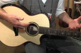 Summer NAMM 2015: Taylor 914ce Guitar Overview by Sweetwater