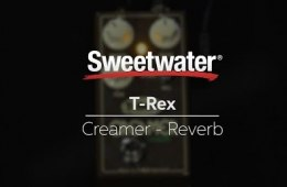 T-Rex Creamer Reverb Pedal Review by Sweetwater