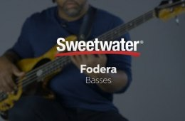 Fodera Yin Yang Standard Series II Bass Demo with Victor Wooten