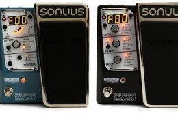 sonuus Voluum and sonuus Wahoo Effects Pedal Review by Sweetwater