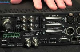 Sound Devices PIX 260i Video Recorder Overview