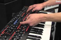 Dave Smith Instruments Pro 2 Synthesizer Demo – Sweetwater at...