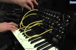 Korg MS20 Kit Limited Edition Synthesizer Demo – Sweetwater at...