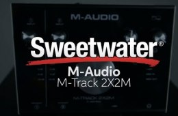 M-Audio M-Track 2X2M USB Interface with MIDI Overview
