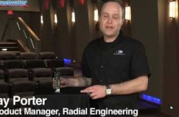 Radial PreComp 500 Series Module Overview
