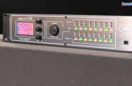 Peavey digitool LIVE Sound Reinforcement Processor Overview