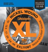 D'Addario Balanced Tension Strings