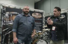 Pearl MasterWorks Series at Winter NAMM 2017